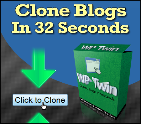 Backup or Clone your Blog in Seconds